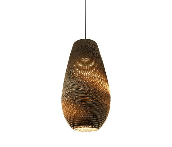 Graypants Drop Lamp