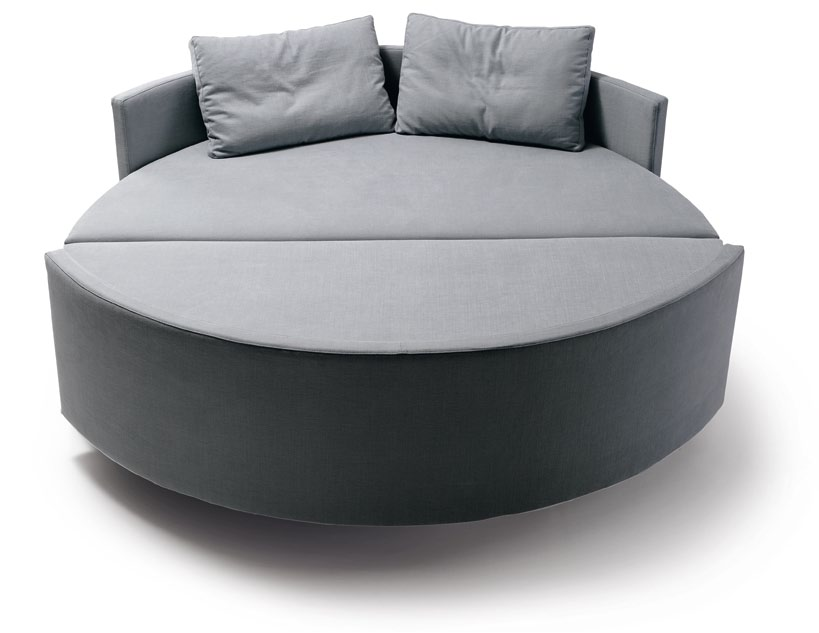 Enjoyable Guido Rosati Scoop Tondo Sofa Bed Caraccident5 Cool Chair Designs And Ideas Caraccident5Info