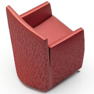 Hannes Wettstein A-maze Caprichair Chair