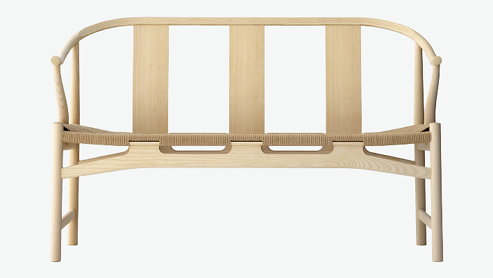 Hans J. Wegner PP266 The Chinese Bench