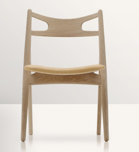 Hans J. Wegner CH29 The Sawbuck Chair