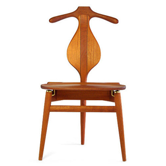 Hans J. Wegner PP250 The Valet Chair