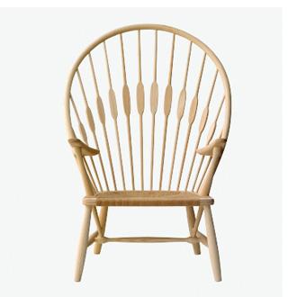 Hans J Wegner Pp550 The Peacock Chair