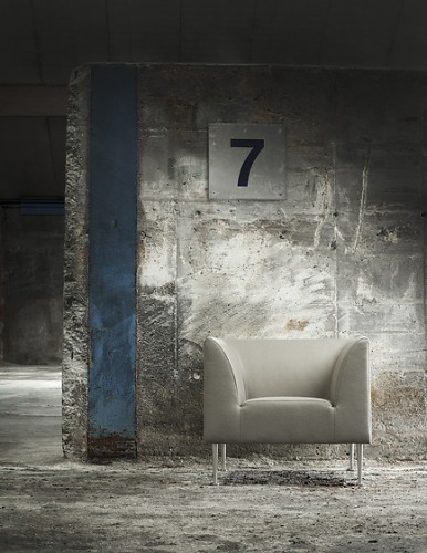 Hans Thyge Raunkjær Cubo Seating Collection