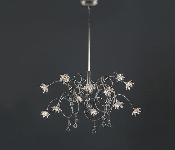 Harco Loor Crystal Diamond Lamp