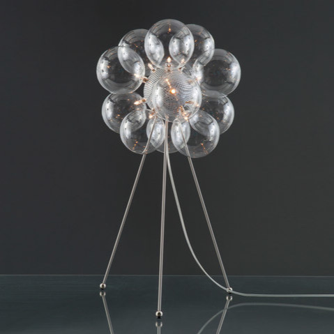 Harco Loor Molecule Lamp Collection