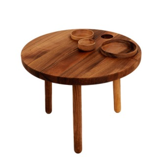 Harri Koskinen Bowlkan Table