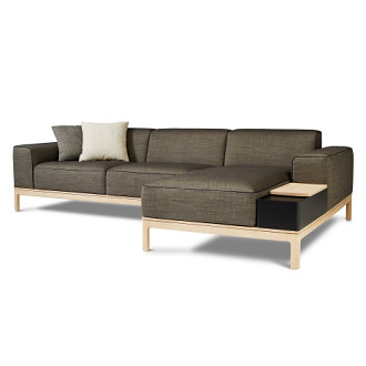 Hee Welling and Gudmundur Ludvik EJ 500 Lagoon Sofa