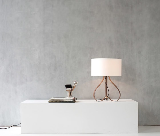 Henri Garbers Yun Lamp Collection