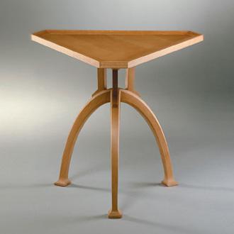 Henry Van De Velde Curt Herrmann Table