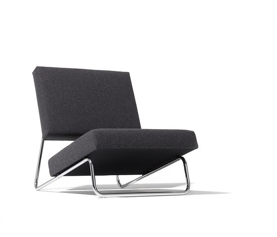 herbert hirche lounge chair. Black Bedroom Furniture Sets. Home Design Ideas
