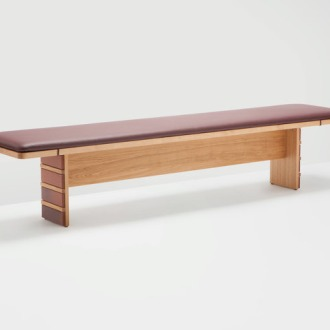 Hierve Brick Bench