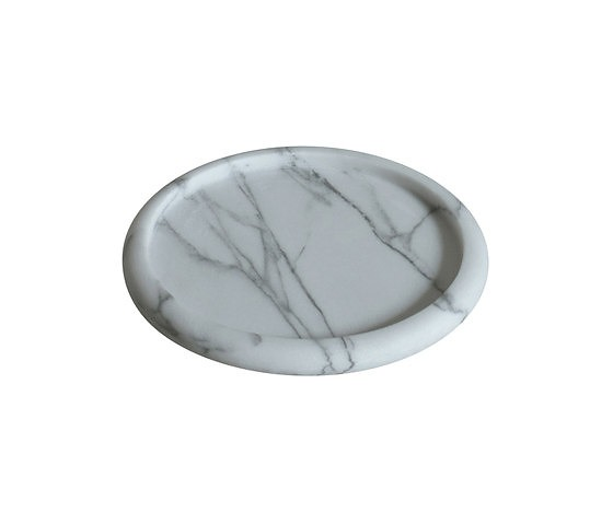 Ida Linea Hildebrand Marbleous Tray