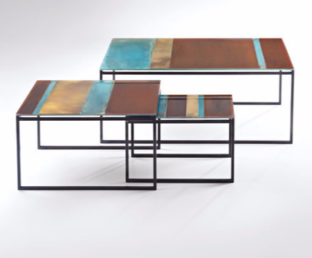 Ilaria Lubelli Terramare Table