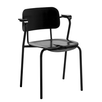 Ilmari Tapiovaara Lukki Chair With Armrests