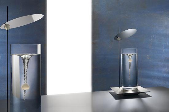 Ingo Maurer and Sebastian Hepting Delirium Yum Lamp