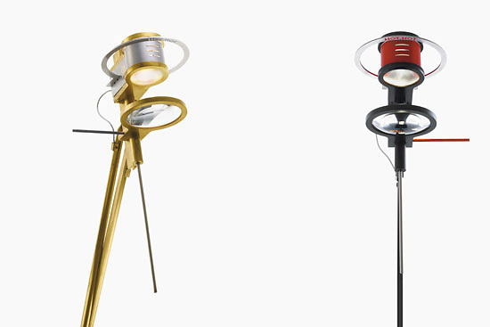 Ingo Maurer Hot Hot Lamp