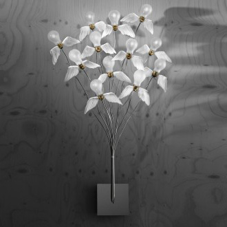 Ingo Maurer Seven Off The Wall Lamp
