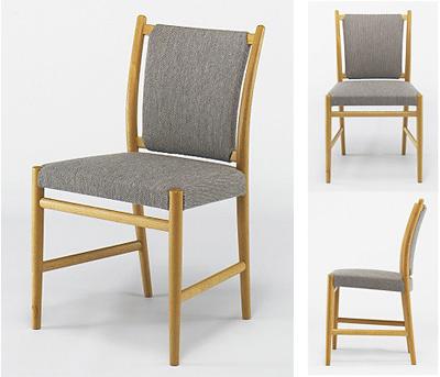 Jacob Kjær JK-01 Chair