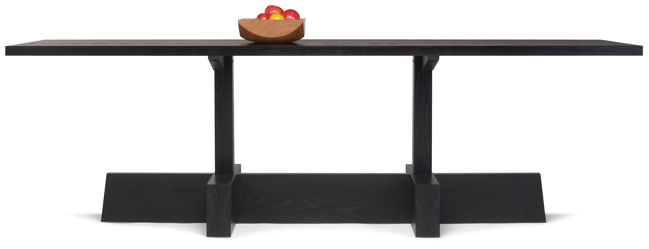A. Jacob Marks Piedmont Trestle Table