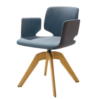Jacob Strobel Aye Swivel Chair