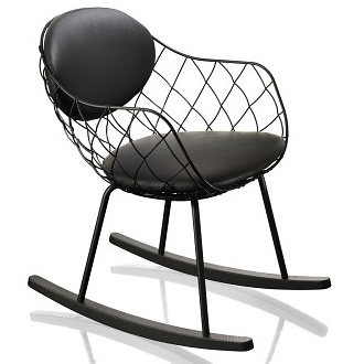 Jaime Hayon Magis Piña Rocking Chair