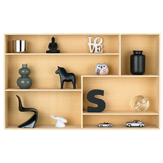 James Irvine Treasure Box Shelf