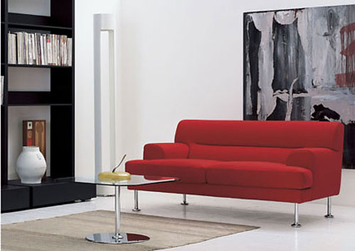 Jasper Morrison Elise Sofa and Armchair
