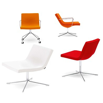 Jean-Marie Massaud Bond Easy Chair