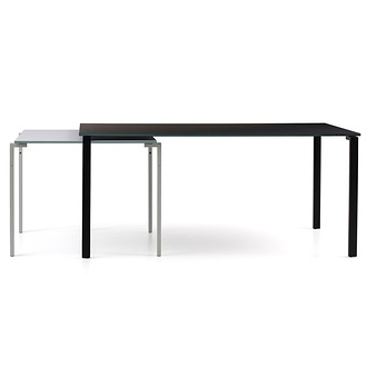 Jean Nouvel 1=2 and  2=1 Tables