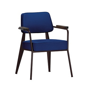 Jean Prouvé Fauteuil Direction Chair