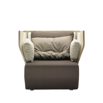 Jean Louis Iratzoki and Samuel Accoceberry Xistera Armchair