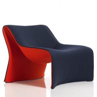 Jehs+Laub Cloth Armchair