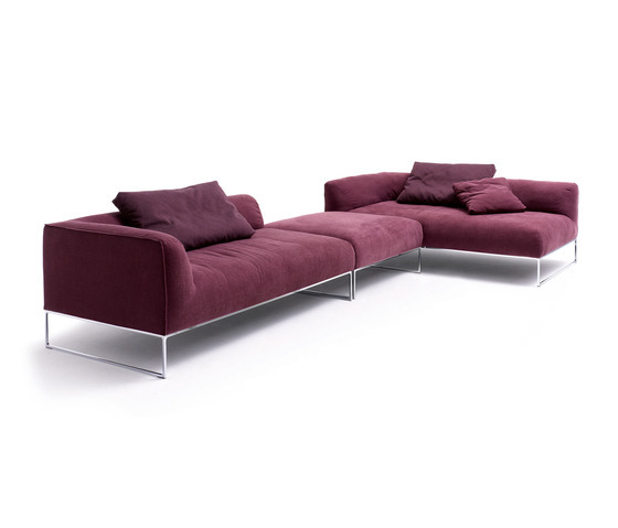 jehs laub mell lounge sofa system. Black Bedroom Furniture Sets. Home Design Ideas