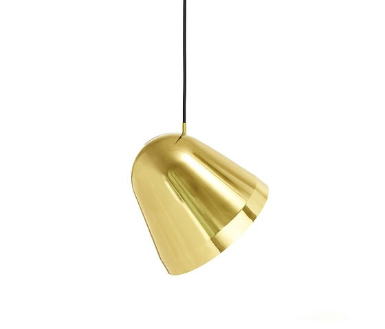 Jjoo Design Tilt Brass Pendant Lamp