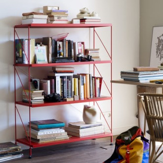 JM Massana and JM Tremoleda Tria Pack Free Standing Shelving