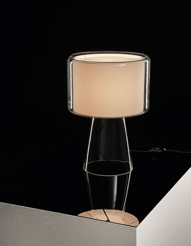 Joan Gaspar and Javier M. Borrás Mercer Lamp
