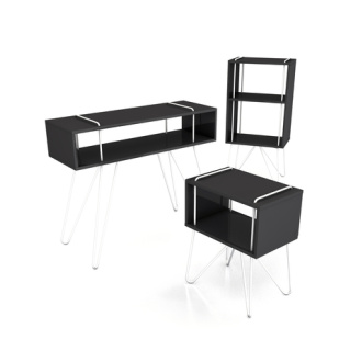 Jocelyn Deris Ficelles Tables Collection