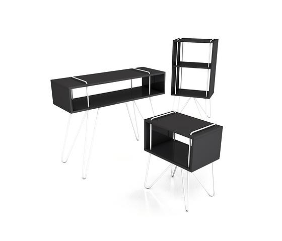 Jocelyn Deris Ficelles Tables Collection