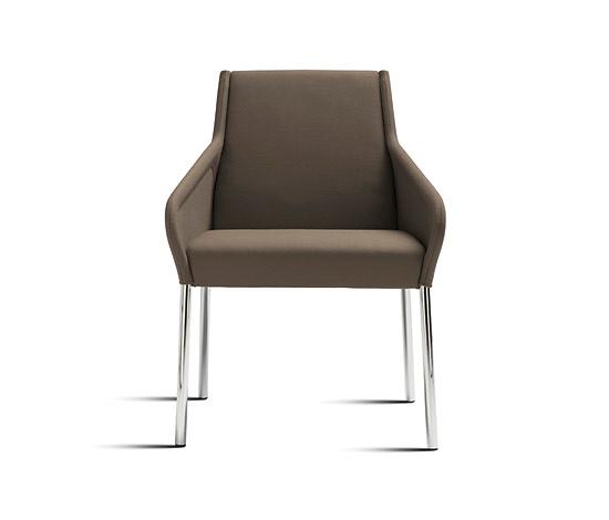 Joel Karlsson Tweed Chair