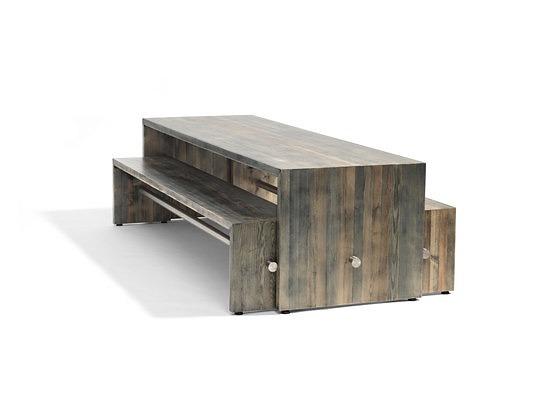 Johan Lindau Ping-Pong Bench