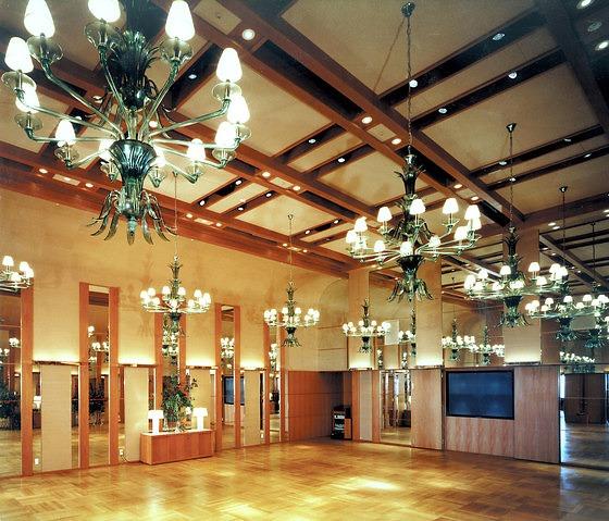 John Morford Park Hyatt Tokyo Chandelier