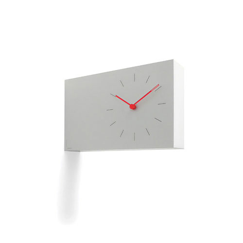 Jonas Damon Twice Twice Clock White