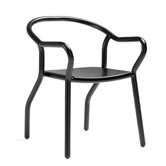 Jonas Wagell Montmartre Chair and Table