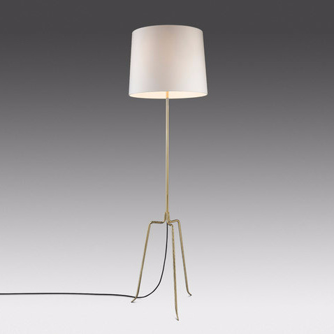 Jonathan browning and j t kalmar design team dreistelz lamp
