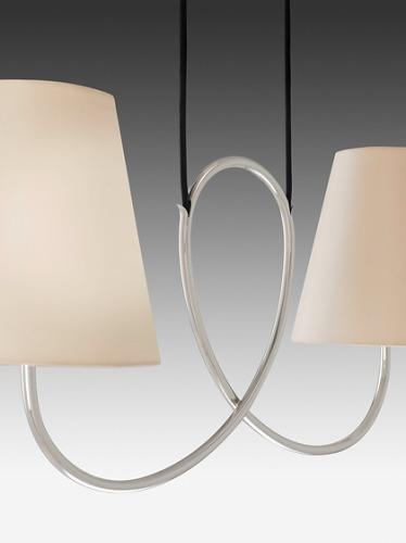 Jonathan Browning Kalmar Design Team Posthorn Lamp