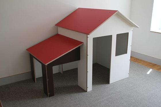 Jörg De Breuyn and Annika Steven Debe Decor Play Furniture