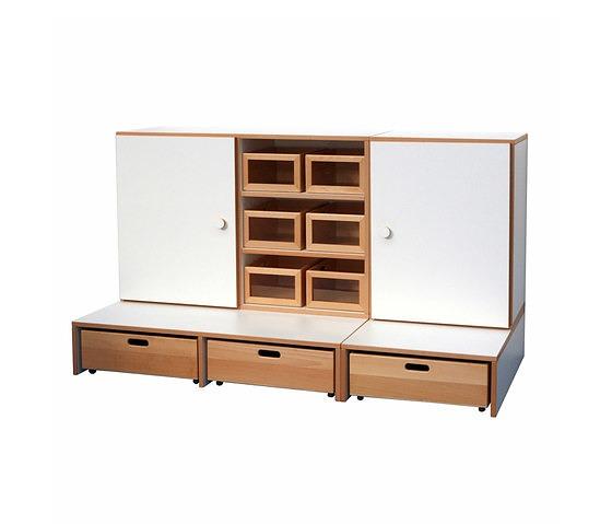 Jörg De Breuyn Debe Decor Shelf Combination