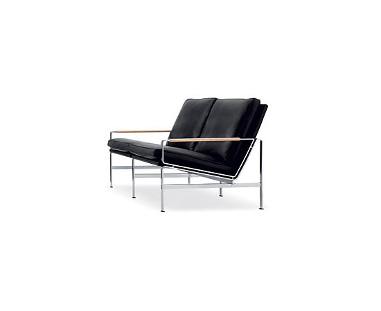 6f8bc183455d Jørgen Kastholm FK 6720 Easy Chair and Sofa