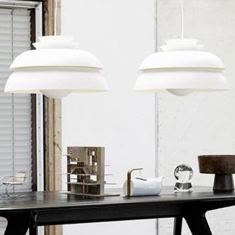 Jorn Utzon Concert Lamp